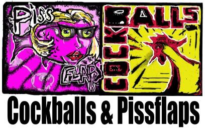 Cockballs & pissflaps copy
